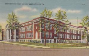 West Pittston High School West Pittston Pennsylvania