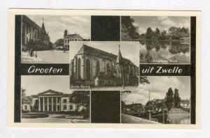 MULTIVIEW RP: Scenes around Zwolle,Netherlands 1940-50s