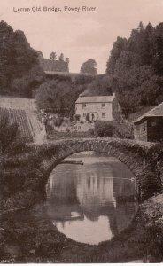 FOWEY , Cornwall, England, UK ; 00-10s ; Lerryn Old Bridge , Fowey River