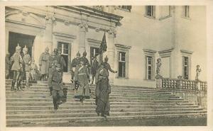 World War 1914/18 royalty Kaiser german emperor Wilhelm military uniforms
