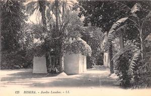 Biskra Algeria, Alger, Algerie Jardin Landon Biskra Jardin Landon
