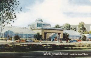Lehr's Greenhouse Restaurant And Florist, SAN DIEGO, California, 1940-1960s