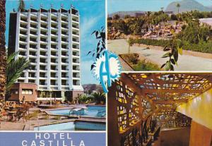 Hotel Castila Benidorm Alicante Spain
