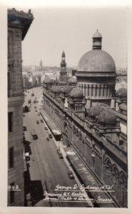 RP: SYDNEY , N.S.W. , Australia , 1920-40s ; George Street #2