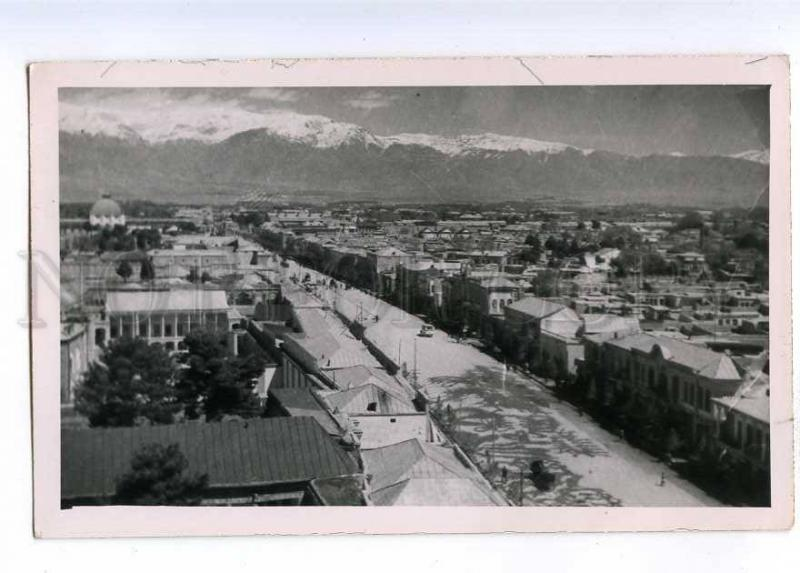 193111 IRAN Persia TEHRAN Vintage photo postcard