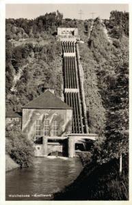 Austria Walchensee kraftwerk 02.58