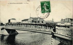 CPA Palavas-Les-Flots-Le Pont (255542)