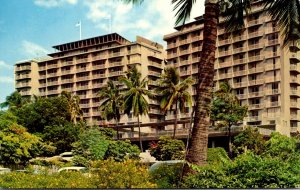 Hawaii Waikiki Beach The Reef Towers