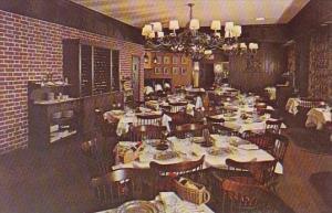 New York City Inn Of The Clock Restaurant