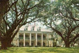LA - New Orleans, Oak Alley Plantation