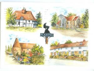 UK, Plaxtol, 2005 used Postcard