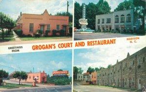 USA Grogan's Court And Restaurant Madison North Carolina 03.37
