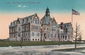 FAIRHAVEN , Mass. , 1900-10s ; High School