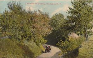 View near the Dugway - Rochester, New York - pm 1910 - DB