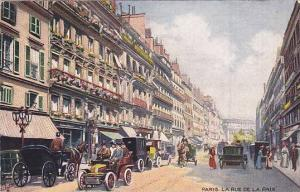 AS, La Rue De La Paix, Paris, France, 1900-1910s