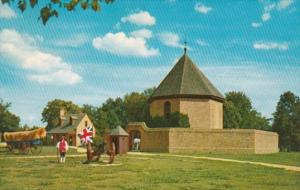 Virginia Williamsburg Magazine and Guardhouse