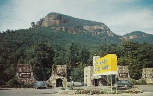Entrance to Chimney Rock, North Carolina,PU-40-60s