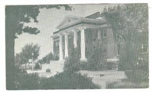 Exterior,Shawnee Hall, Oklahoma Baptist University, Shawnee, Oklahoma, 40-60s