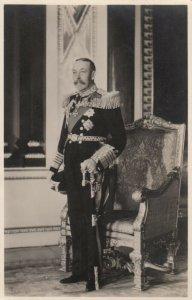 RP; United Kingdom , 1935; King George V, silver jubilee, portrait, TUCK