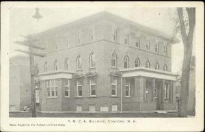 Concord, New Hampshire, Y.M.C.A. Building (1905) YMCA
