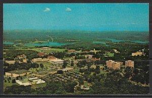 South Carolina, Clemson - Aerial View Of University Campus - [SC-029]