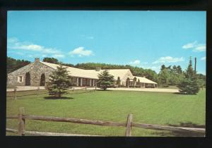 Peterborough, New Hampshire/NH Postcard, Riverdale II Motor Inn