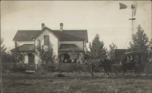 Hembling and Eubank Didsbury on Windmill - Didsbury Alberta? Home & Wagon