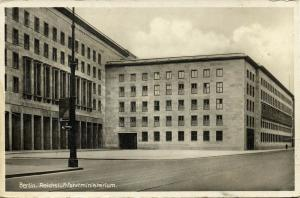 germany BERLIN Reichsluftfahrtministerium, National Socialist Architect Sagebiel
