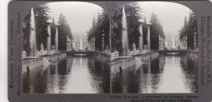 SV: 1910s ; Water Fountains , Peterhof Summer Palace , Russia