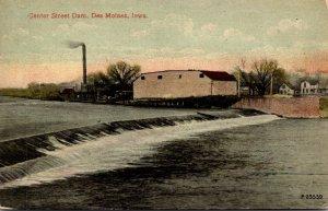 Iowa Des Moines Center Street Dam