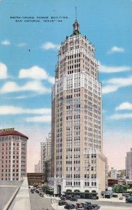 SAN ANTONIO, Texas, PU-1942; Smith Young Tower Building