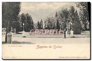 Old Postcard Bagneres de Luchon