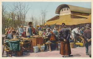PEKING , CHINA , 1900-10s ; East Market