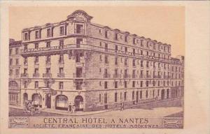France Nantes Central Hotel