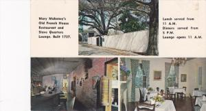 3-Views, Mary Mahoney's Old French House Restaurant, Slave Quarters Lounge an...