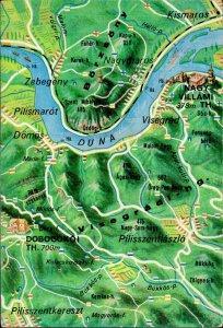 IMN02408 dobogo ko nagyvillami hungary map cartes geographiqus