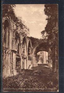 Glastonbury Abbey,Somerset,England,UK BIN