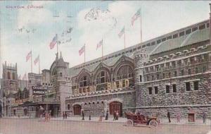 Illinois Chicago Coliseum