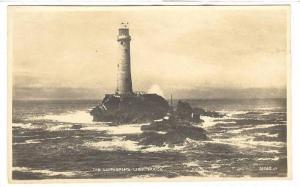RP, The Longships Lighthouse, 1920-1940s