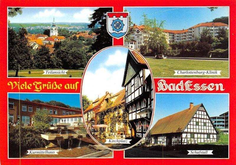 Bad Essen Charlottenburg Klini Schafstall Kurmittelhaus