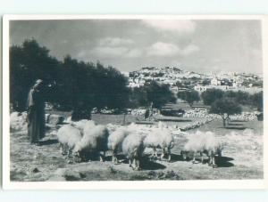 old rppc NICE VIEW Bethlehem - West Bank - Palestine Israel i1959