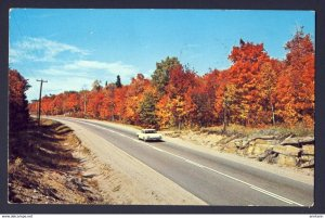 Northern Route Ontario Canada - PU1968 North Bay and Marten River Highway 11