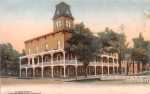 Hotel Rockwell Monticello, New York Postcard