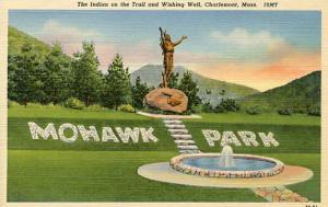 MA - Charlemont. Mohawk Park