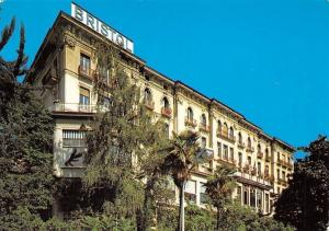 Switzerland Lugano Hotel Bristol Pension