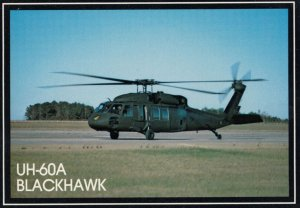 UH-60A Blackhawk Helicopter