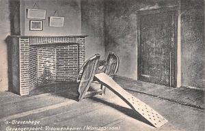Gravenhage Holland Gevangenpoort Vrouwenkamer Womans Room Gravenhage Gevangen...