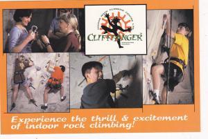 CLIFFHANGER Rock Climbing Gymn , Vancouver , B.C. , Canada , 60-80s
