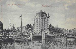 Het Witte Huis Amsterdam Holland Unused