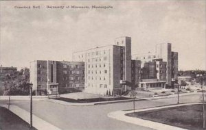 Minnesota Minneapolis Comstock Hall University Of Minnesota Albertype